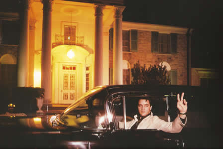 Elvis at Home