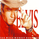 "Album ""Too Much Monkey Business"""