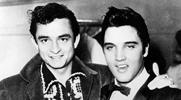 Johnny Cash & Elvis, In the '60s